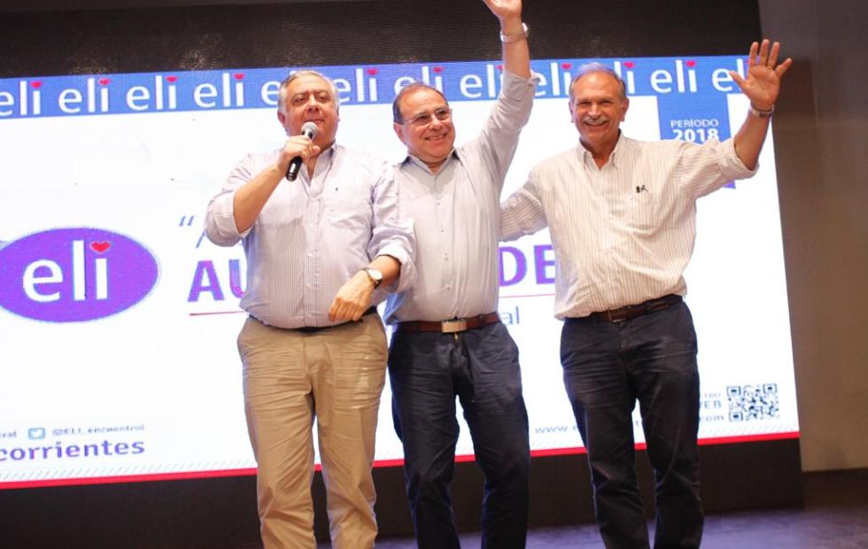 Histórica renovación de autoridades de ELI con masivo apoyo de la estructura capitalina