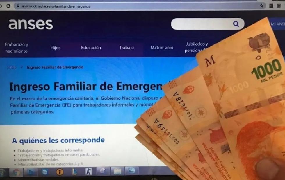 Bono de $10.000: qué se sabe sobre el pago del IFE 4 de Anses
