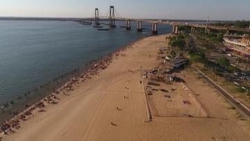 La Municipalidad dispondrá de transporte gratuito a las playas