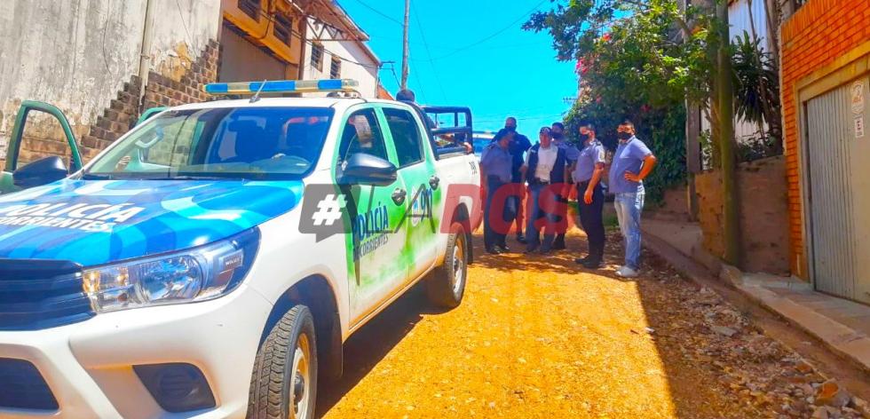 Paso de los Libres brasilero detenido