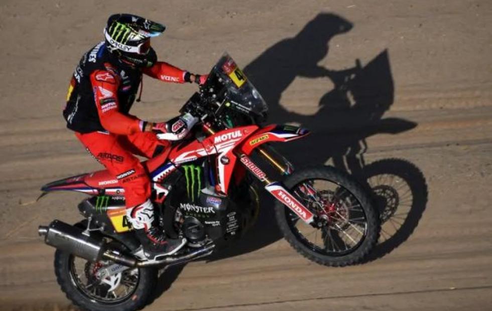 Dakar 2021: Kevin Benavides lidera la general en motos a dos días del podio final
