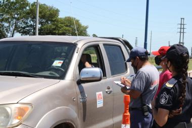 Coronavirus en Corrientes Controles