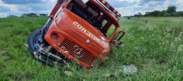 Accidente ruta 16 Chaco