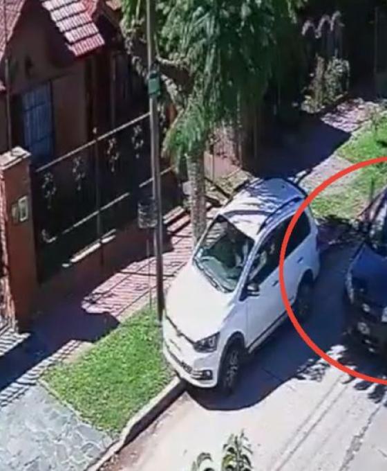 Video: así intentaron secuestrar a una chica de 23 años