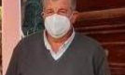 """Víctor Cemborain: """"vamos a trabajar con la boleta del gobernador Valdés"""""""