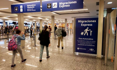 Se elimina el aislamiento para los argentinos que regresan del exterior