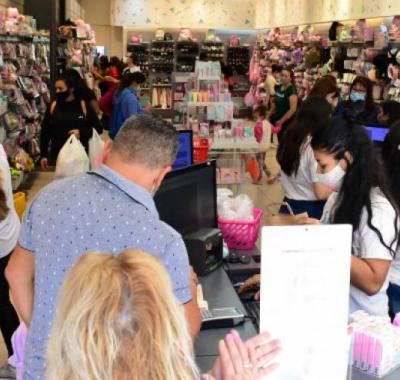 Corrientes: mucho más movimiento que ventas por el Día de la Madre