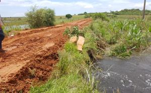 Santo Tomé: Habilitan la RP 42 pero la RP 40 continúa cerrada al tránsito
