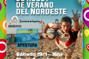 """Este sábado inicia el """"Circuito de Rugby de Verano"""""""