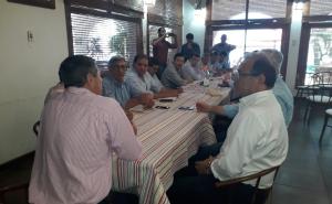 Foro de Intendentes Radicales ratificó su a apoyo Osnaghi