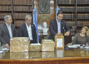 Provincia evalúa cuatro ofertas para ejecutar la obra de drenajes pluviales en Goya