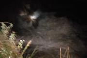 Corrientes: Corte total de tránsito por socavamiento de un puente por Ruta 12 cerca de Itatí