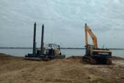 Avanzan las gestiones para la obra de saneamiento de la cuenca del Riachuelo