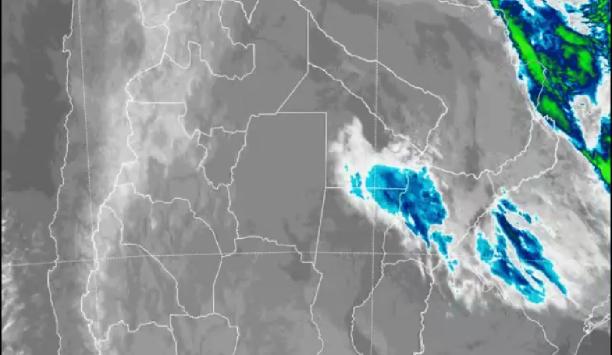 Emiten alerta meteorológico por lluvias intensas para Corrientes