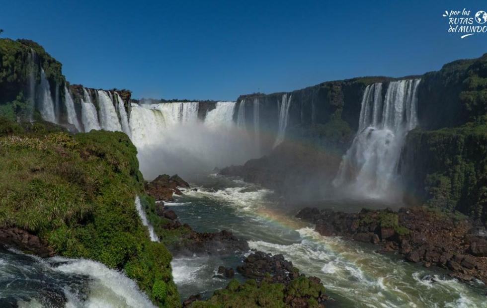 Misiones: Las Cataratas del Iguazú cuentan con 15 rutas aéreas