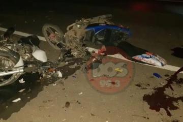 Ruta 12 Corrientes accidente