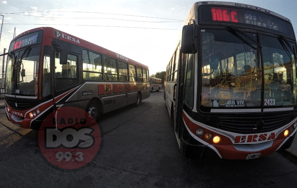 Corrientes: el boleto de colectivo aumentaría en los próximos meses