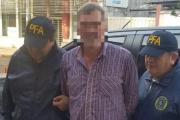 Detuvieron a sospechoso de integrar poderosa banda narco