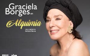 """""""Alquimia"""" con Graciela Borges, será parte de la cartelera cultural en octubre"""