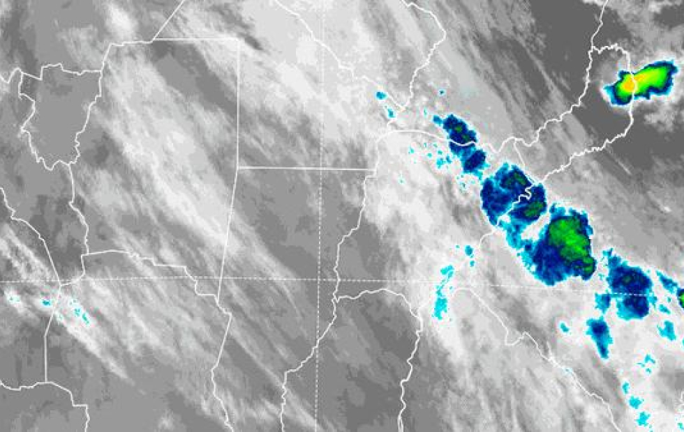 Corrientes: Renuevan alerta meteorológico por tormentas fuertes