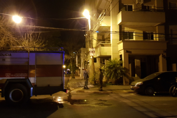 Cable incendiado Cambá Cuá