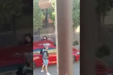 Escándalo en Caucete con una pareja que se transformó en viral