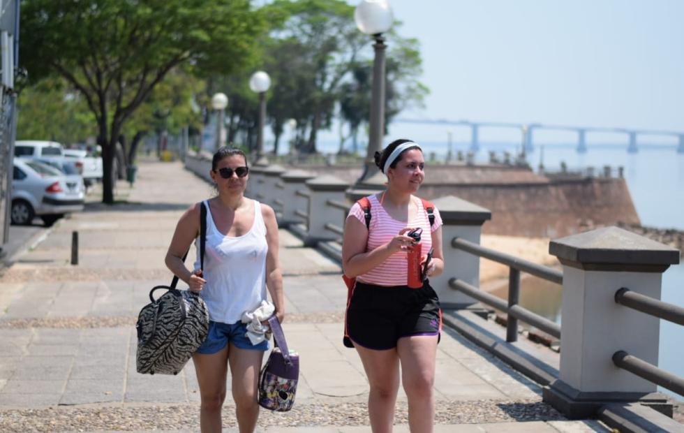 Pronóstico: Con qué temperaturas comienza el lunes en Corrientes