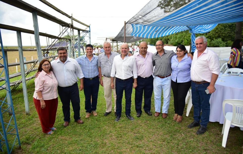 Corrientes: El vicegobernador Gustavo Canteros encabezó cónclave de intendentes