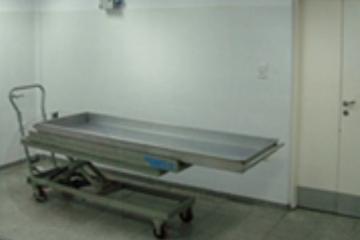 Morgue Judicial del Instituto Médico Forense de Corrientes
