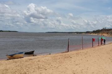 Tragedia en el río Paraná: Encontraron el cuerpo de la mujer que se ahogó junto a su hijo en Empedrado