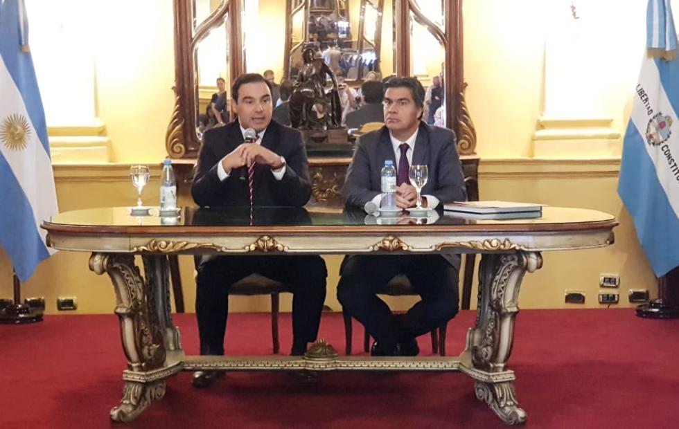 Segundo puente Chaco-Corrientes: Anuncian una inversión superior a los 700 millones de dólares