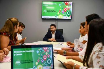 El Gobierno de Corrientes avanza en su propia base d datos estadísticos
