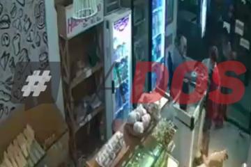 Increíble video: Robaron en una panadería céntrica de Itatí
