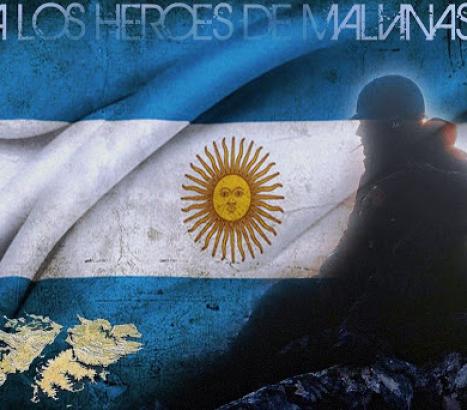 """Excombatiente Saravía:  """"En Malvinas hicimos Patria y estoy muy orgulloso"""""""