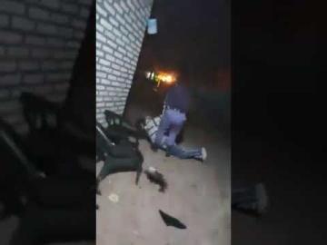 Brutal ataque de la policía de Chaco a una familia Qom