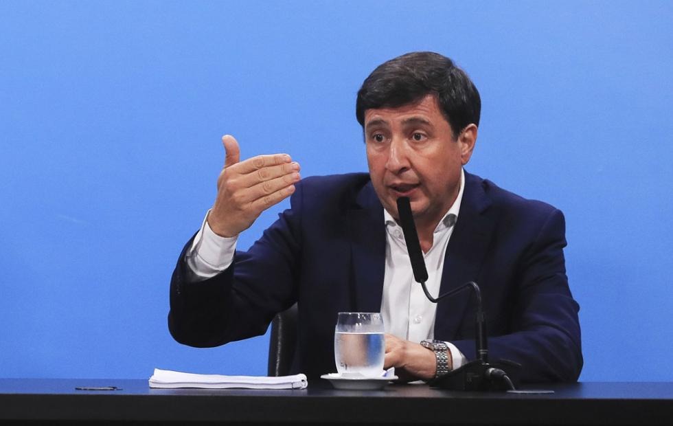 """Daniel Arroyo: """"Hay una mejora clara de la actividad económica"""""""
