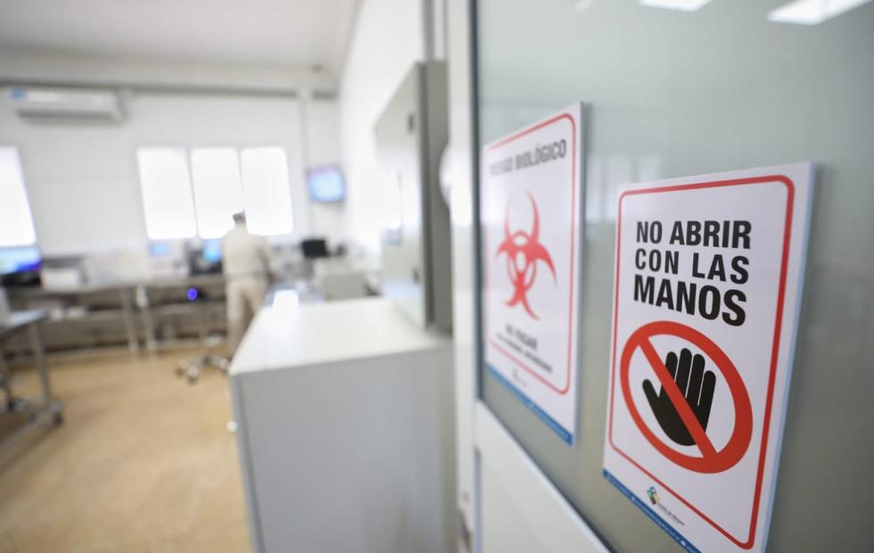 Coronavirus : detectan casos positivos en un hogar de ancianos y supermercado de San Roque