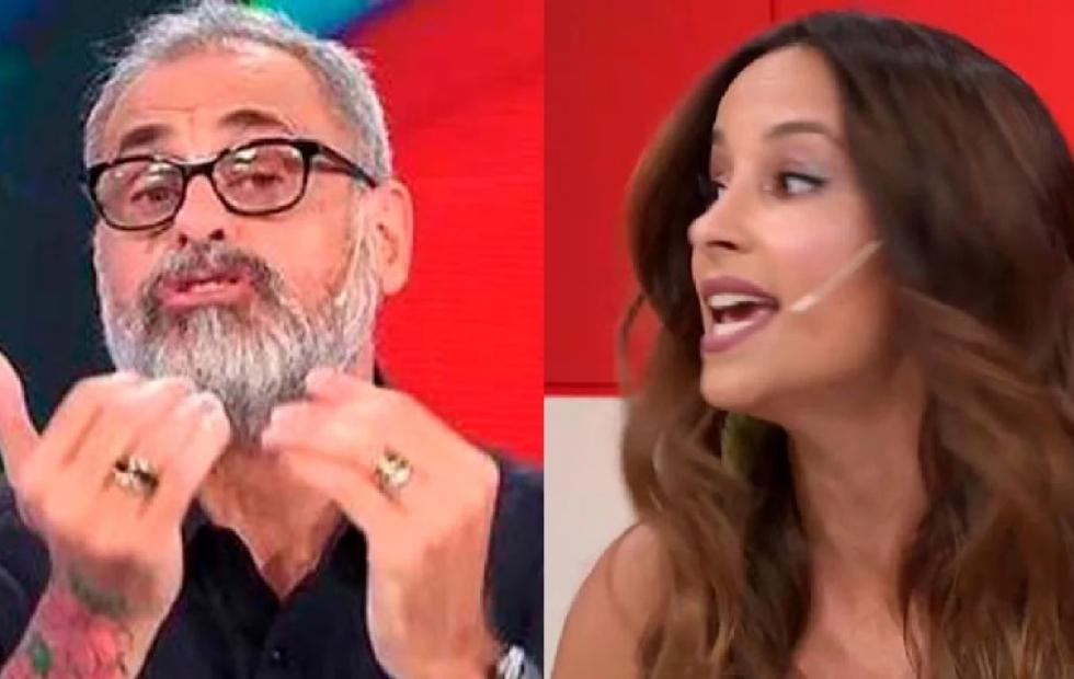 """Fuerte cruce de Lourdes Sánchez con Jorge Rial: """"Dejen de mentir"""""""
