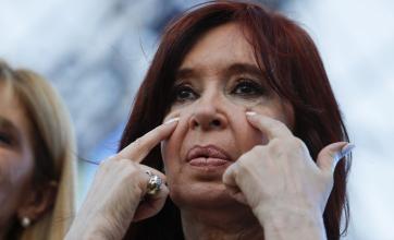 """Cristina Kirchner: el de la quinta de Mauricio Macri fue un """"fake allanamiento"""""""