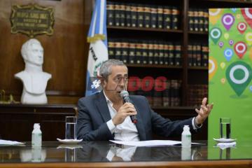 Marcelo Rivas Piasentini, ministro de Hacienda