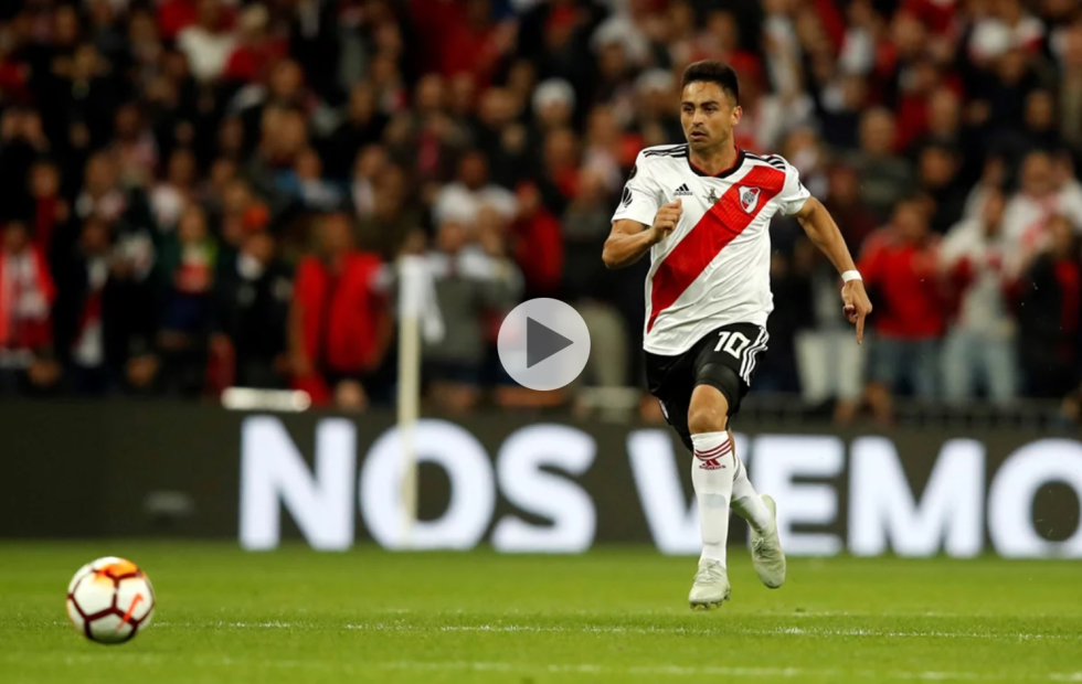 Emocionante video: Revivi el tercer gol de River ante Boca con la música de Titanic