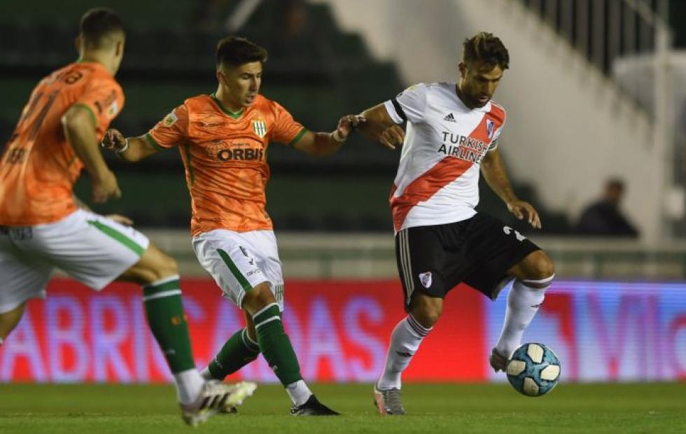Copa Liga Profesional: River se tomó revancha y derrotó a Banfield