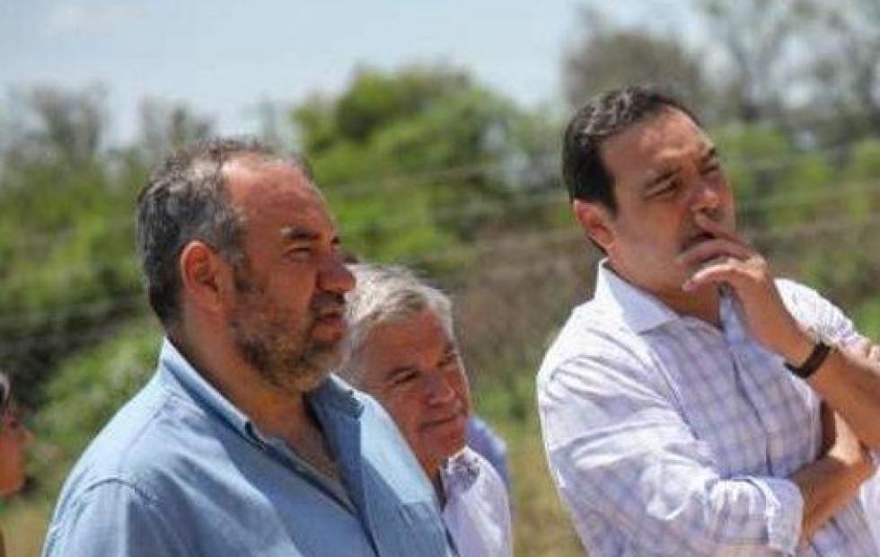 """Claudio Polich: """"El ministerio de Obras continúa con las obras en la provincia"""""""