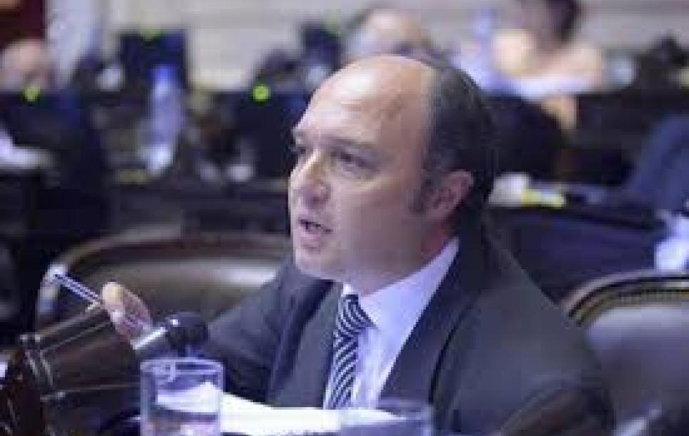 """Carlos Rubín: """"Si se prorrogan los mandatos el PJ puede ser intervenido"""""""