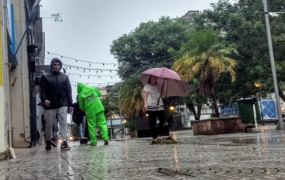 Elecciones presidenciales: Anuncian tormentas aisladas para Corrientes este domingo