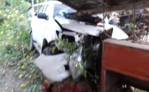 Fuerte colisión en San Luis del Palmar: Pudo ser una tragedia