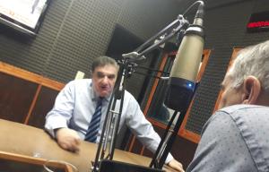 """Perednik presenta hoy en Corrientes  su libro """"Judeofobia"""""""