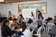 Santa Lucía: Comenzaron las clases de apoyatura escolar