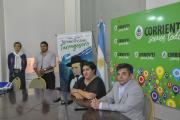 Presentaron el VII Festival Tarragosero y Primer Concurso Gastronómico de Comidas Típicas de Curuzú Cuatiá