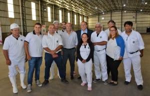 La comuna inauguró el nuevo Centro de Control Bromatológico municipal